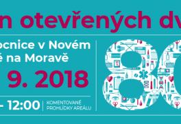 Den otevřených dveří Nemocnice Nové Město na Moravě