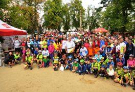 Cyklisté pomohli nemocným dětem