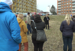 Video: Lidé debatovali o Sportovním parku