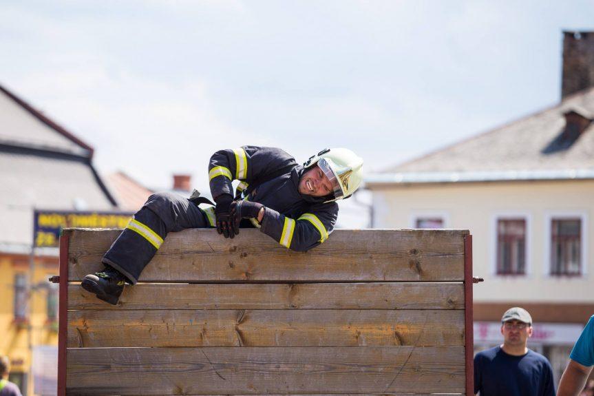 Známe železné hasiče