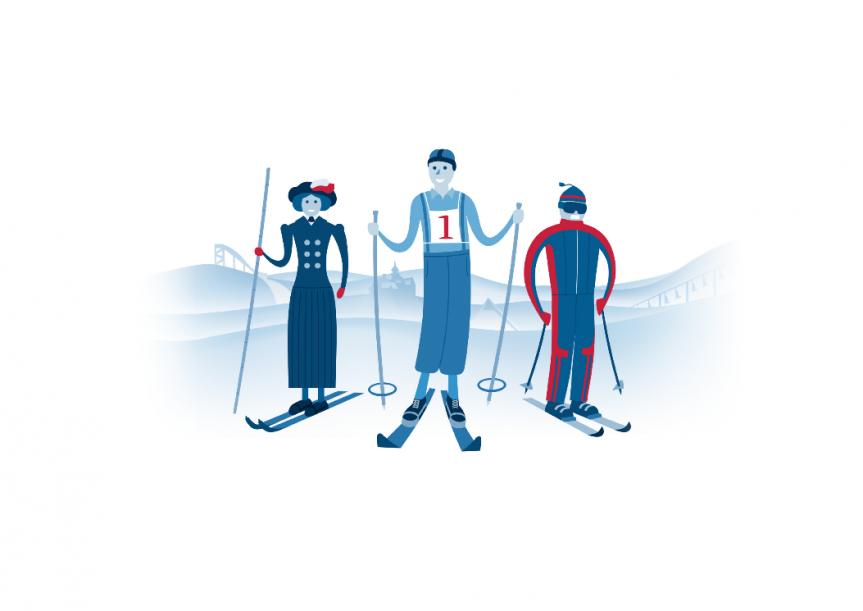 Video: lyžařská výstava