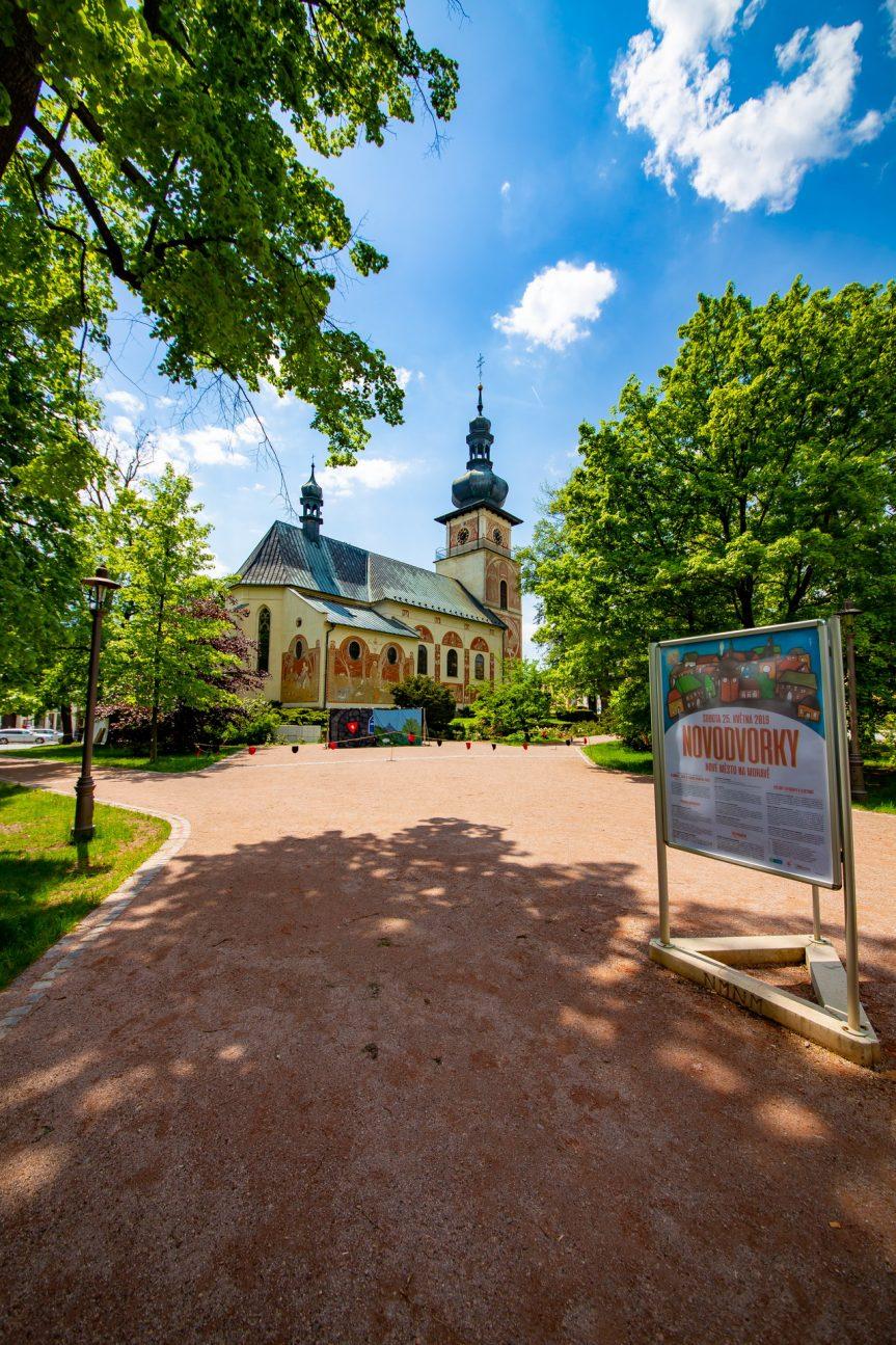 Fotogalerie: Novodvorky