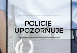 Policie upozorňuje
