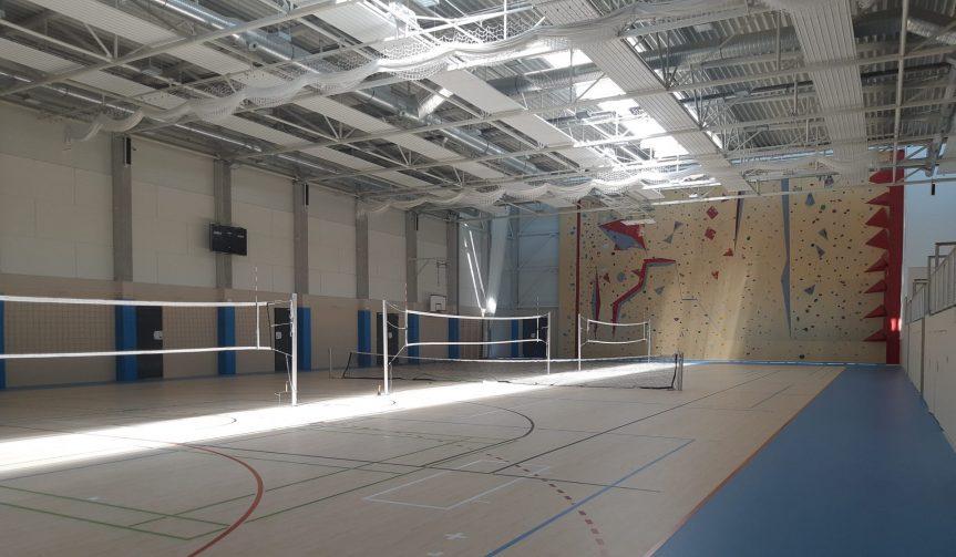 Sportovní hala bude pro všechny