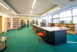 Opravená knihovna zve čtenáře