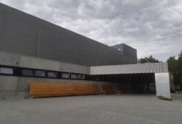 Slavnostní otevření Sportovní haly