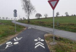 Nová cyklostezka do Nové Vsi
