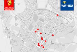 WiFi 4 EU – připojení zdarma